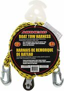Airhead Tow Harness Rope Boat Water Sports Ski Tube Hooks Line Pulley Tow Ables