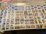 Huge Lot 100andrsquos Boys Town Stamps Seals 1940andrsquos+ Full Sheets Ephemera