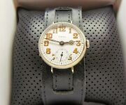 Wwi Military Trench Watch Cyma Cal.7 Ref.371. Officers Watch
