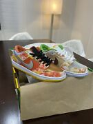 Nike Sb Dunk Low Street Hawker 2021 In Hand- Brand New- In Box- Size 7 Ds