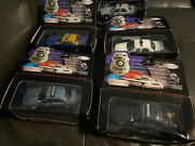 Road Champs Rhode Island State Police 143 Diecast Ford Police Lot Of 5