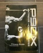 Original P90x Extreme Home Fitness Guide Book Only