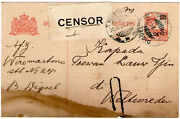 Netherlands Indieindonesia Cover/postcard/stamp1929 8.18 Boven Digoel Prison T