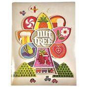 Vintage Collectible 1977 Nut Tree Vacaville California Menu - New / Mint 12 Pgs