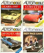 Collectible Automobile Magazine - Lot Of 190 Back Issues 1984-2015 Euc Wow