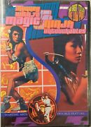 Martial Arts Double Feature Monkey With 72 Magic/ Ninja Untouchables Dvd 200andhellip