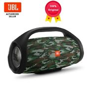 Jbl Boombox 2 Waterproof Portable Bluetooth Speaker Squad Camouflage Fedex 7day