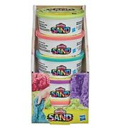 Playdoh | Sand Variety | 5 Pack | Play-doh Sand Compounds For Kids | 6 Oz Cans |