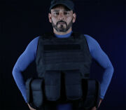 Premium Quality Israeli Bulletproof Body Armor Molle Tactical Vest Free Shipping