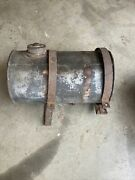 Metal Fuel Tank For Small Enginevintageno Dents Inside Is Nice Little Rust