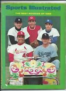 March 11, 1968 Sports Illustrated Don Pepper Detroit Tigers Johnny Bench Reds
