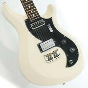 Floor Model Paul Reed Smith Prs S2 Vela Antique White Electric Guitar Hs W/ogb