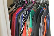 Various Salvaged Used Retro-styled And Vintage T-shirts, Video Games, Movies,