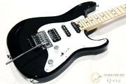 Charvel Mj So-cal Style 1 Hss Fr Gloss Black Made In Japan Used Electric Guitar