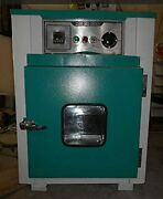 Bacteriological Incubator With Thermostat Control 18x18x18 Inch
