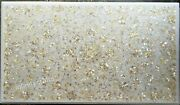 Marble Coffee Table Top Overlay Work Center Table For Home Decor 30 X 60 Inches