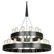 Robert Abbey Lighting - Rico Espinet Candelaria-30 Light Chandelier-34.88 Inches