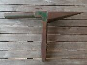 Huge Tinsmith's Funnel And Side Stake 13.2kg Blacksmith, Anvil, Coppersmith 14