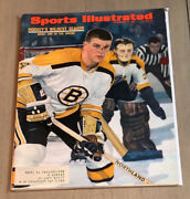 Bobby Orr First Cover Fc Rc Boston Bruins Sports Illustrated December 11, 1967