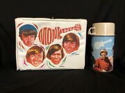 Vintage 1967 The Monkees Lunchbox Lunch Box
