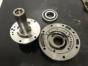 """Ford C4 Transmission Complete Pump 1967-1969 No O Ring Early .790"""" Id Bushing"""