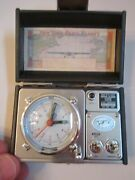 Spirit Of St Louis Travel Alarm Clock - S O S L Collection - Bba28