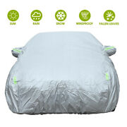 For Ford Mustang Full Car Cover Waterproof All Weather Sun Uv Rain Protection