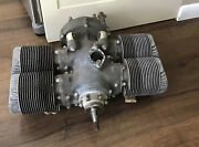 Rare Nelson Barmotive Hiller Rotorcycle Military Gyrocopter Helicopter Engine