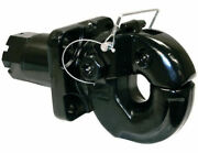 Buyers Products Bp880 Swivel Mount Pintle Hitch Hook Greasable 50 Ton Bolt On