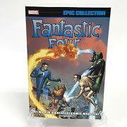 Fantastic Four Epic Collection V1 New Ptg Worldandrsquos Greatest Comic New Marvel Tpb