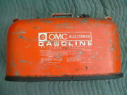 Vintage Omc 6 Gallon Gas Boat Can
