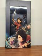 Kubo And The Two Strings Le Figurine Laika Figure Toy Sdcc Universal Anime