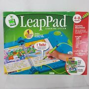 Leap Pad Learning System By Leap Frog Includes Interactive Read Book