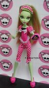 Monster High Draculaura's Dead Tired Outfit And Accessories