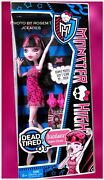 Monster High Doll Draculaura Dead Tired First One From 2012 Daughter Of Dracula
