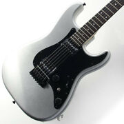 Floor Model Fender Made In Japan Boxer Series Stratocaster Hh Inca Silver W/gb