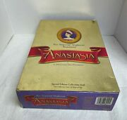 Galoob Anastasia Collectible Doll Her Royal Highness Special Edition 1997 W/ Coa