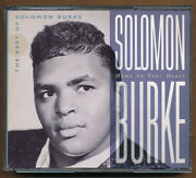 Solomon Burke Home In Your Heart The Best Of Rare Out Of Print 2 Cd Set '92