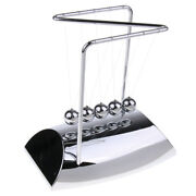 Newtons Cradle Balance Balls Desk Science Physics Educational Desk Toy Gifts