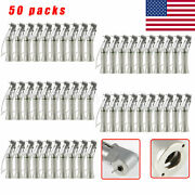 50 Nsk Style Dental 201 Reduction Implant Low Speed Contra Angle Handpiece Tl