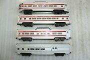 4 Williams Southern Pacific Passenger Cars