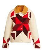 3900 Nwt Isabel Marant Adil Reversible Shearling Suede Jacket Sold Out