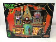 Monster Arcade - 2013 Lemax Spooky Town - Retired - Mint, Ln Condition. Vhtf