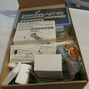 Tomy Astro Shooter Tabletop Electric Pinball Game Works Origin Box Vintage 1987