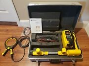 Vivax Metrotech Vm-810 Pipe Cable Locator Utility Sub Ground Scanner Depth Clamp