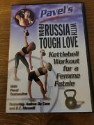 Pavel's From Russia With Tough Love Kettlebell Workout For A Femme Fatale Dvd