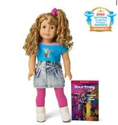 New In Box American Girl Courtney Moore Doll And Book Bonus Awesome Gift