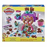 Play-doh Kitchen Creations Candy Delight Playset For Kids 3 Years And Up With 5