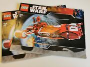 Lego Star Wars Republic Cruiser Limited Edition - With R2-r7 100 Complet