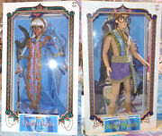 Disney Atlantis Inspired Queen Kida And Milo 17 Limited Edition Doll Set Ooak Le